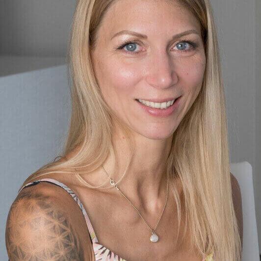 Sabrina Bernasconi - Spirituelle Heilerin und Reiki Meister