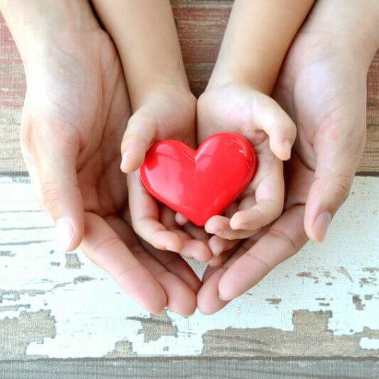 HerzZeit Reiki Behandlung
